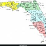County Map State With Counties And Cities Fl Major – Letrenhad Regarding Florida State County Map With Cities