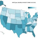 Crime Statistics In 2012: Where Does Virginia Stand? | Statchat For New York State Crime Map