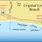 Crystal Cove Beach   California's Best Beaches Pertaining To Crystal Cove State Beach Map