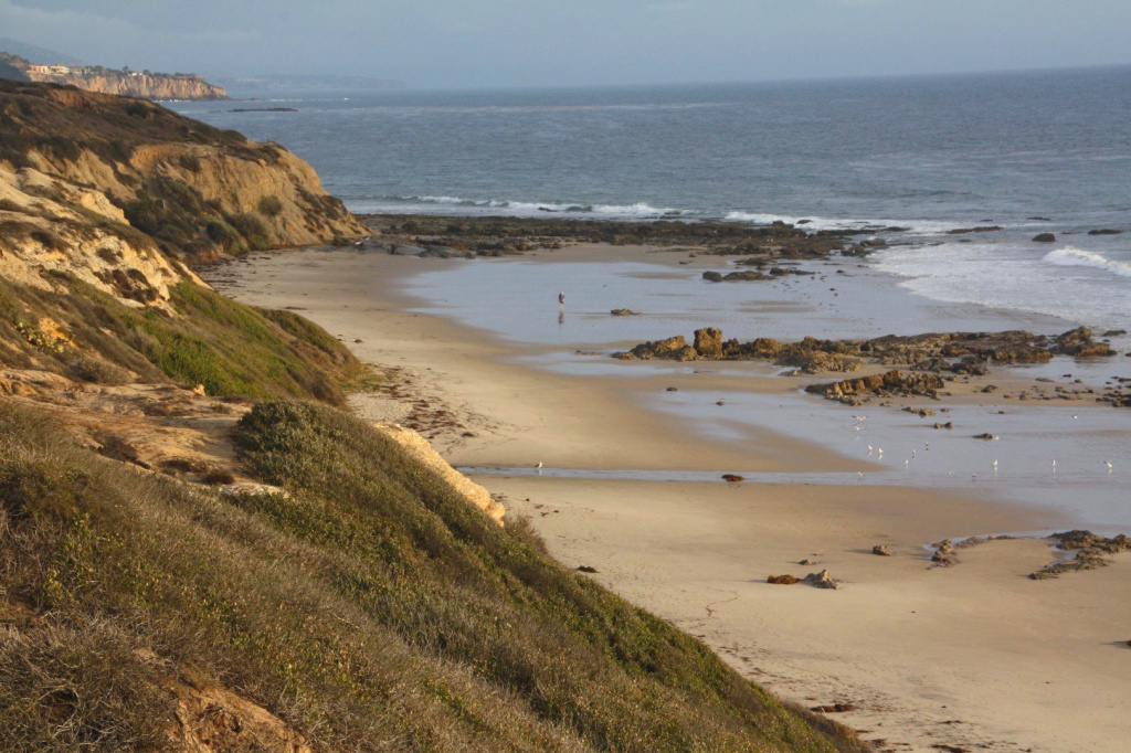 Crystal Cove State Park - California Beaches pertaining to Crystal Cove State Beach Map