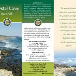 Crystal Cove State Park Map   8471 N Coast Highway Laguna Beach Ca Intended For Crystal Cove State Beach Map