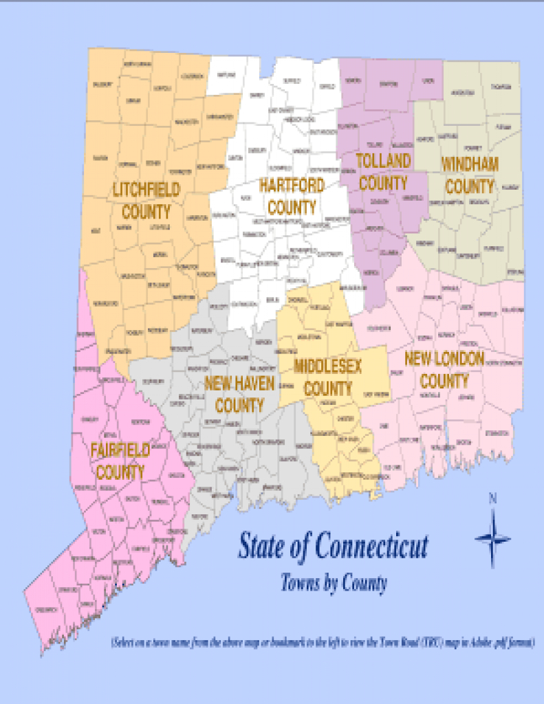 Ct Town - Fill Online, Printable, Fillable, Blank | Pdffiller regarding State Of Ct Map With Towns