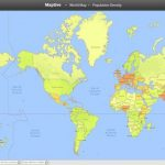 Custom Map Creator & Map Maker | Maptive In Interactive Visited States Map