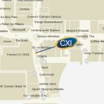 Cxi • New Jersey's Currency Exchange • Westfield Garden State Plaza Inside Garden State Plaza Store Map