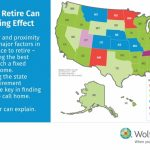 Deciding Where To Retire: Finding A Tax Friendly State To Call Home Intended For Tax Friendly States Map