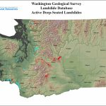 Deep Seated Landslides | Sliding Thought Blog Pertaining To Sinkhole Map Washington State