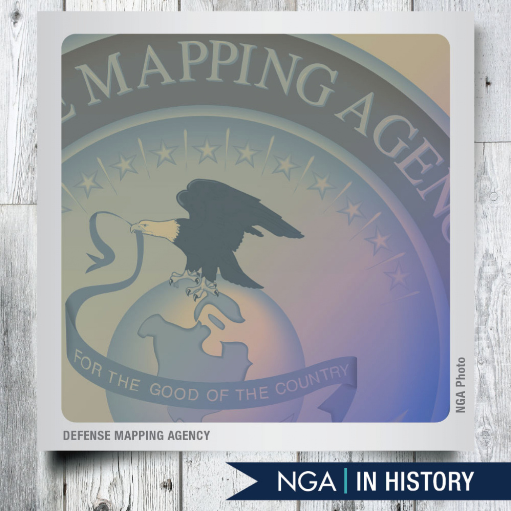 Defense Mapping Agency in United States Defense Mapping Agency