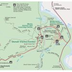 Denali Maps | Npmaps   Just Free Maps, Period. Inside Trailview State Park Trail Map