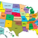 Desire Map Of The 50 States Pertaining To Map Of All 50 States