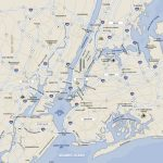 Detailed Highways Map Of New York With Airports. New York Detailed Throughout New York State Airports Map