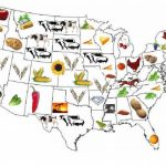 Detailed United States Product Map Throughout United States Product Map