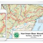 Digital Trail Maps On Apple And Android Devices! | Trail Conference Inside Fahnestock State Park Trail Map