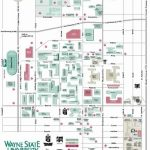Directions And Maps | Wsu Center For Molecular Medicine And Genetics Throughout Wayne State University Campus Map