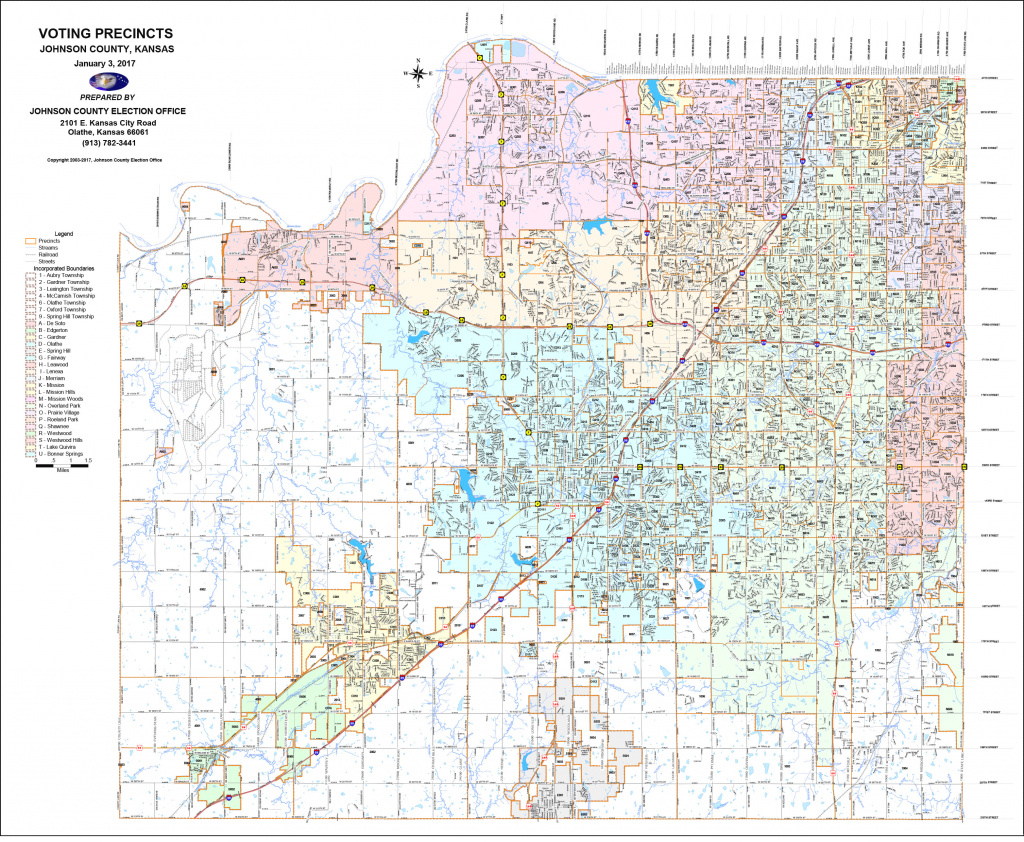 District & Precinct Maps – Johnson County Democratic Women for Kansas State Senate Map