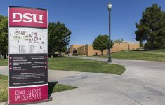Dixie State University | A Campus Map On The West Side Of Di… | Flickr with Dixie State Campus Map