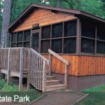 Dnr: Family Cabins Fees & Reservations Pertaining To Indiana State Park Lodges Map