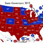 Does The Red State/blue State Model Of U.s. Electoral Politics Still Pertaining To Red States Map 2015