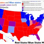 Does The Red State/blue State Model Of U.s. Electoral Politics Still Throughout Red State Blue State Map 2012 Presidential Election