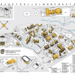 Download Fhsu Campus Map Pdf   Fhsu With Regard To Map Of Fort Robinson State Park
