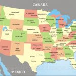 Download Free Us Maps Intended For State Map With Cities