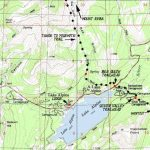 Duck Lake   Ebbetts Pass Scenic Byway With Regard To Duck Lake State Park Trail Map