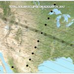 Eclipse Maps | Total Solar Eclipse 2017 For Eclipse Maps By State