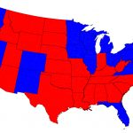 Election Maps Pertaining To Red State Blue State Map 2012 Presidential Election