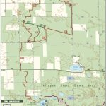 Ely Lake   Trailmeister With Allegan State Game Area Trail Map