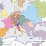 Euratlas Periodis Web   Map Of Papal States In Year 1600 Throughout Papal States Map