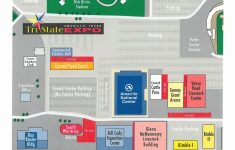 Event Map with Texas State Fair Map Pdf