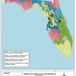 F Florida Sinkholes Map — Downloadable World Map Pertaining To Sinkhole Map Washington State