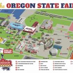 Fairgrounds Map   Oregon State Fair For State Fairgrounds Map