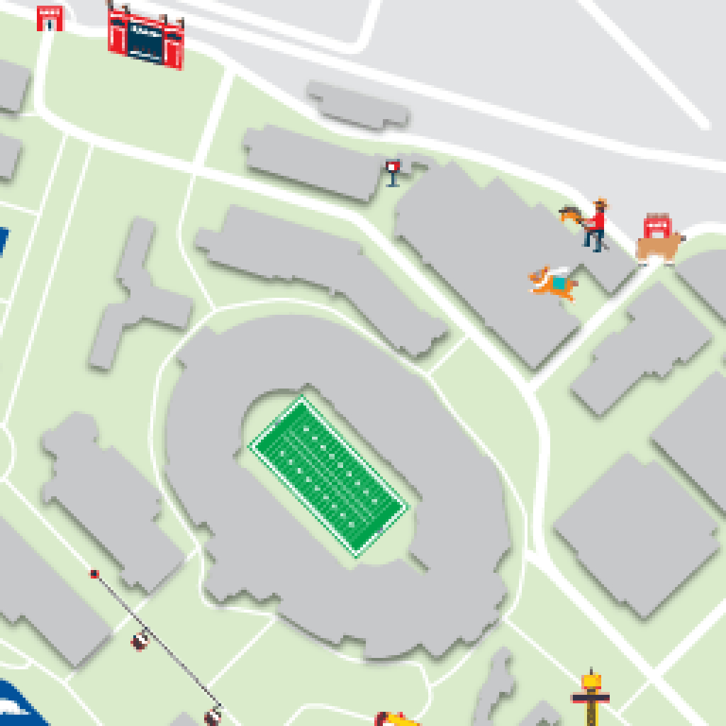 Fairgrounds Map | State Fair Of Texas in Texas State Fair Map Pdf