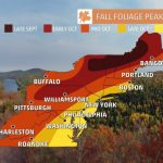 Fall Foliage Finder   Following Fall Inside New York State Foliage Map