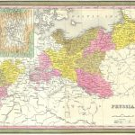 File:1850 Mitchell Map Of Prussia Germany   Geographicus   Prussia M Pertaining To German States Map 1850
