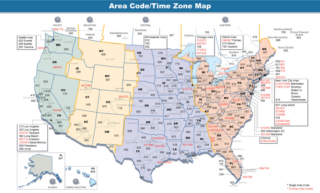 File:area Codes & Time Zones Us - Wikimedia Commons with United States Of America Time Zone Map