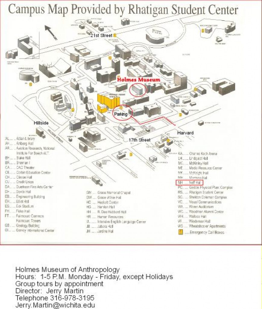 File:campus Map Edits   Wikipedia Pertaining To Wichita State University Campus Map Pdf