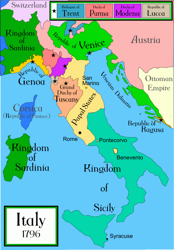 File:italy 1796 Ad - Wikimedia Commons pertaining to Italian States Map
