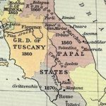 File:papal States Map 1870   Wikimedia Commons Within Papal States Map