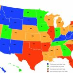 File:usa Carry Map   Wikimedia Commons For States That Allow Open Carry Map