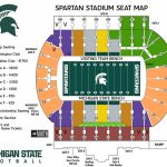 Find Your Seat At Spartan Stadium   Michigan State University Inside Michigan State Football Stadium Map