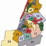 Find Your Senator: Zip Code Lookup, Ny District Maps, And Contact Info pertaining to Ny State Representative District Map