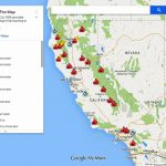 Fire California State Map Fire In California Today Map Cool Fires In Regarding California State Fire Map