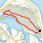 First Landing Loop Trail   Virginia | Alltrails Inside First Landing State Park Map Pdf