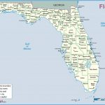 Florida State Map With Counties And Cities   Haviv Regarding Florida State County Map With Cities