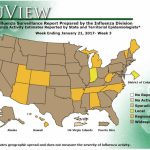 Flu Season Heats Up Across Utah, Nevada – St George News For Washington State Flu Map