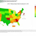 Flu Season Is Getting Worse, Cdc Says For Washington State Flu Map