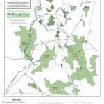 Forest Map Regarding New York State Forests Map