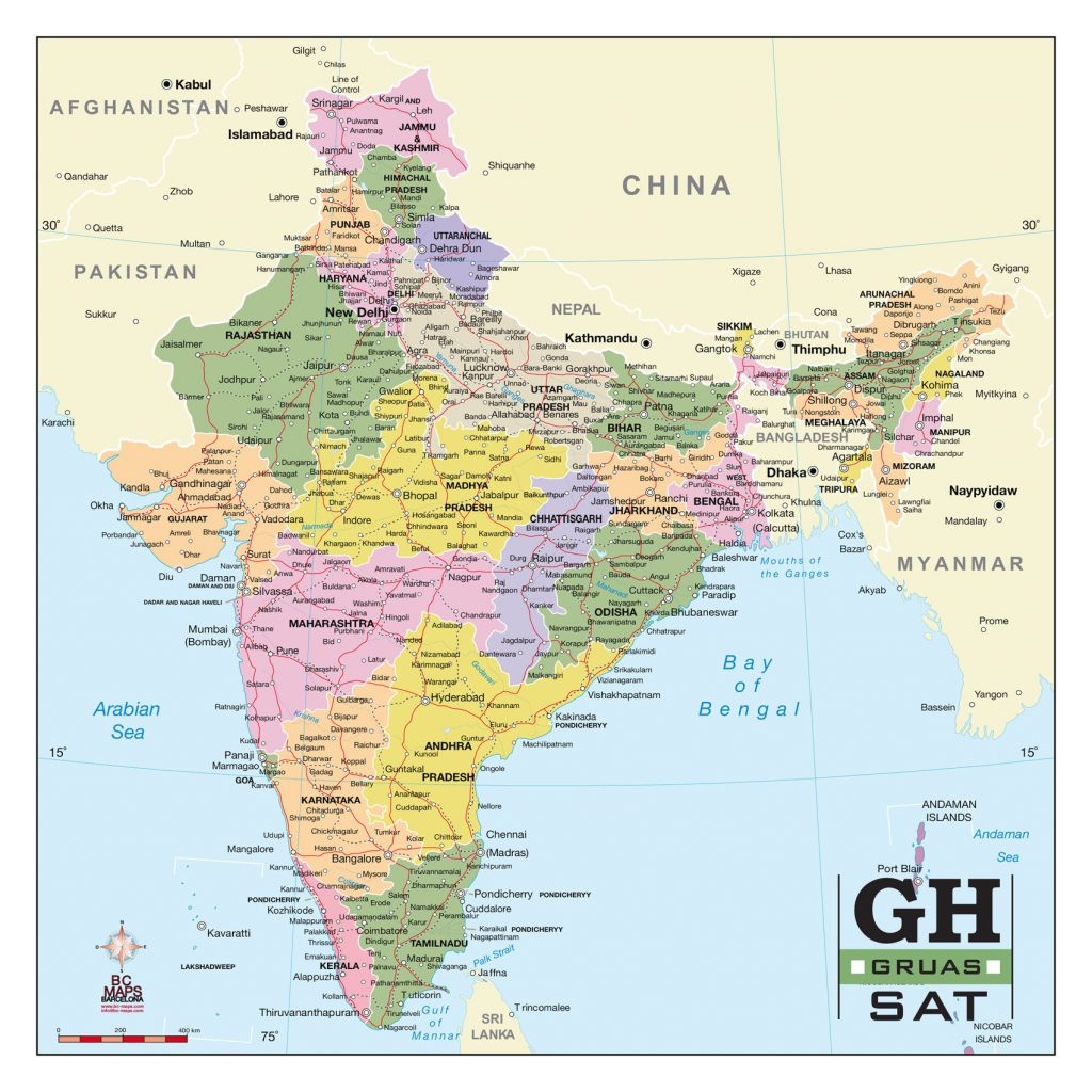 Free Adobe Illustrator Us Map New Bunch Ideas World Map With States for Map Of India With States And Cities Pdf