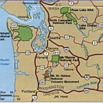 Free Download Washington National Park Maps regarding Washington State National Parks Map